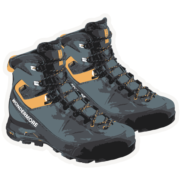 Zapatos de hiking