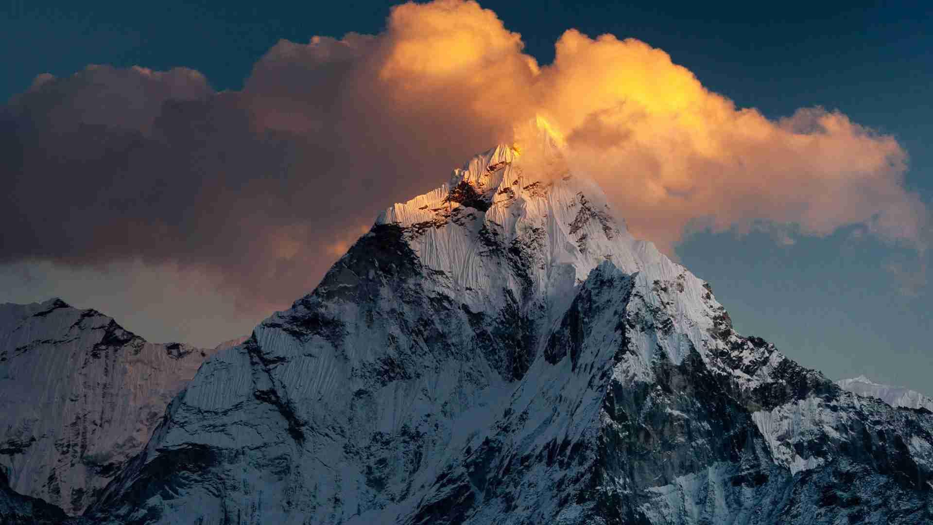 Into The Himalayas